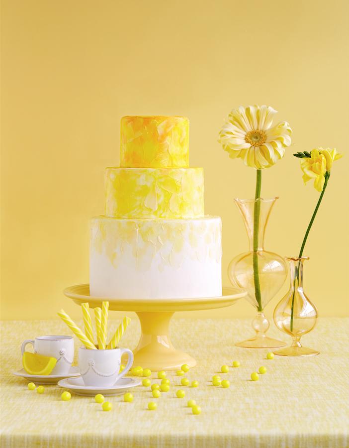 PW-yellow cake