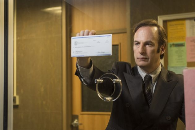 Bob Odenkirk as Saul Goodman (Ursula Coyote/AMC)