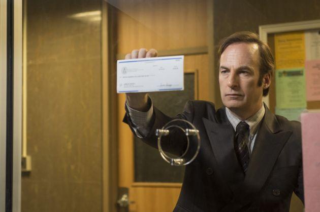 Bob Odenkirk as Saul Goodman (Ursula Coyote/AMC)