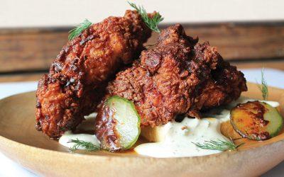 Fried Chicken from Fat Ham Philadelphia