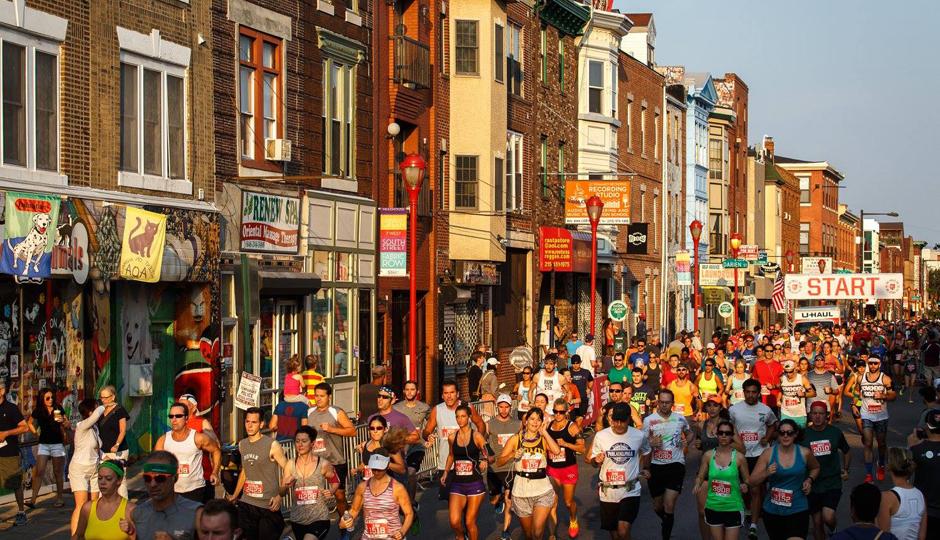 The Philly 10K 2016 | Photo by Matt Stanley
