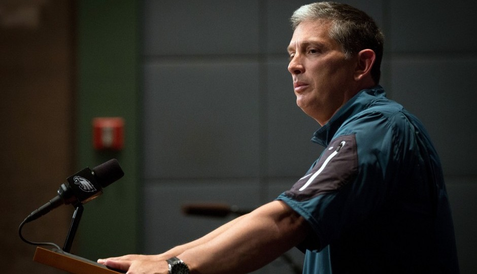 Jim Schwartz. (USA Today Sports)