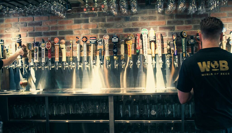 World of Beer opens in Exton