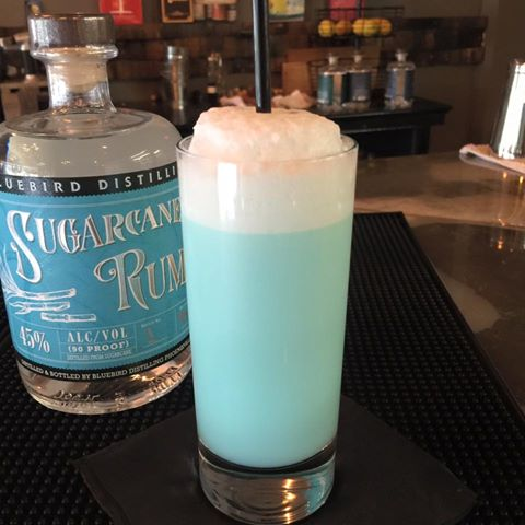 Drink like Luke Skywalker as Bluebird Distilling in Phoenixville is offering Bantha Milk Fizzes tonight.