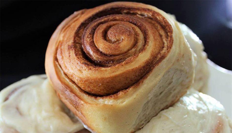 Barry's Buns is now open in Chestnut Hill