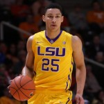 The Sixers would likely decide between Ben Simmons (pictured) or Brandon Ingram if they win May 17th's lottery | Randy Sartin-USA TODAY Sports