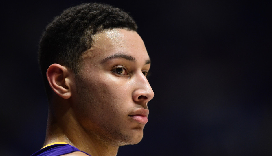 Adding Ben Simmons would bring some level of certainty to the Sixers rebuild | Christopher Hanewinckel-USA TODAY Sports