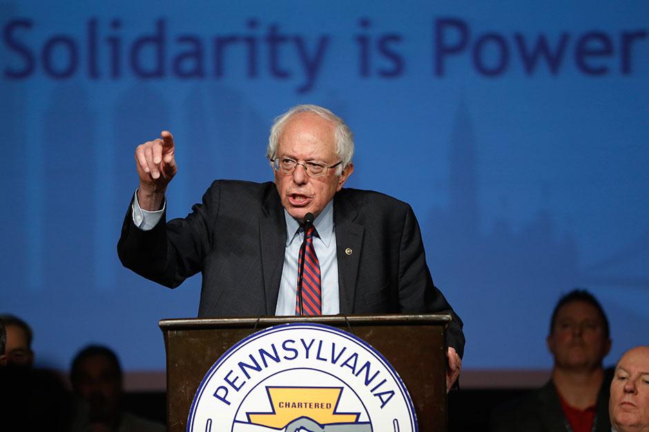 Bernie Sanders - Solidarity is Power