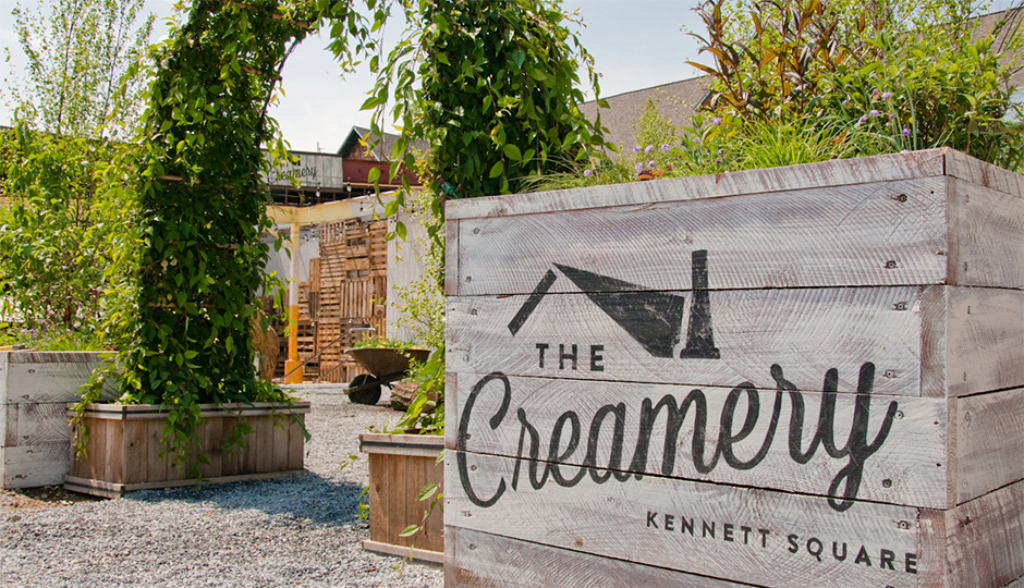 The Creamery in Kennett Square opens this weekend