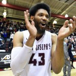 Saint Joseph's forward DeAndre Bembry could be an option for the Sixers with one of their two late first round draft picks | Derik Hamilton-USA TODAY Sports