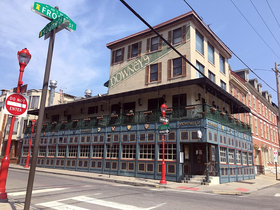 Downey's - Front and South streets