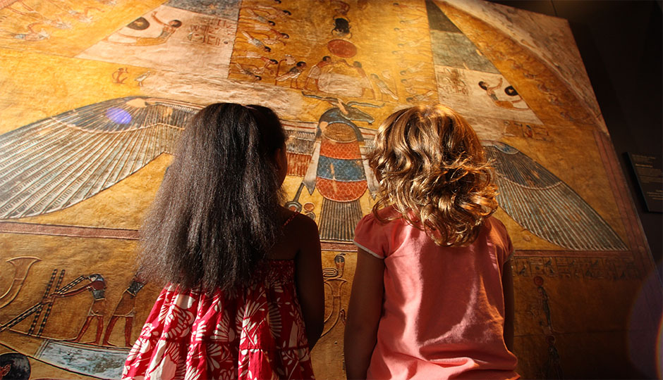 Lost Egypt: Ancient Secrets, Modern Science. at The Franklin Institute
