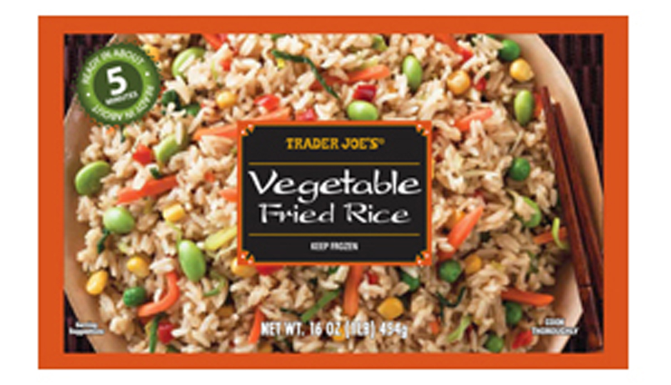 Whole Foods Frozen Vegetable Fried Rice