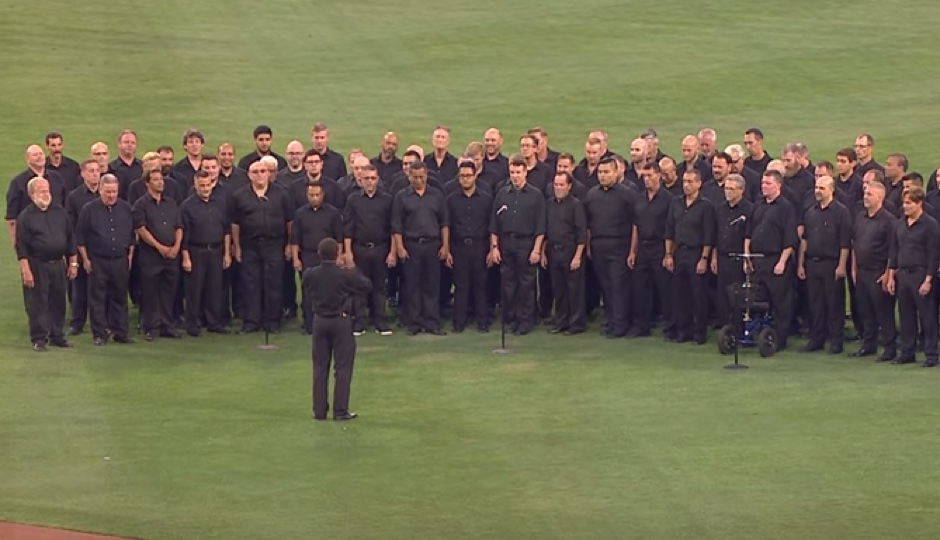 San Diego Gay Men Chorus (Screenshot)