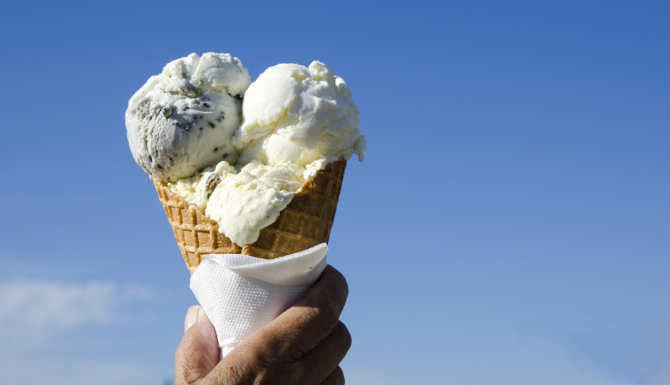 Best Ice Cream Shops at the Jersey Shore