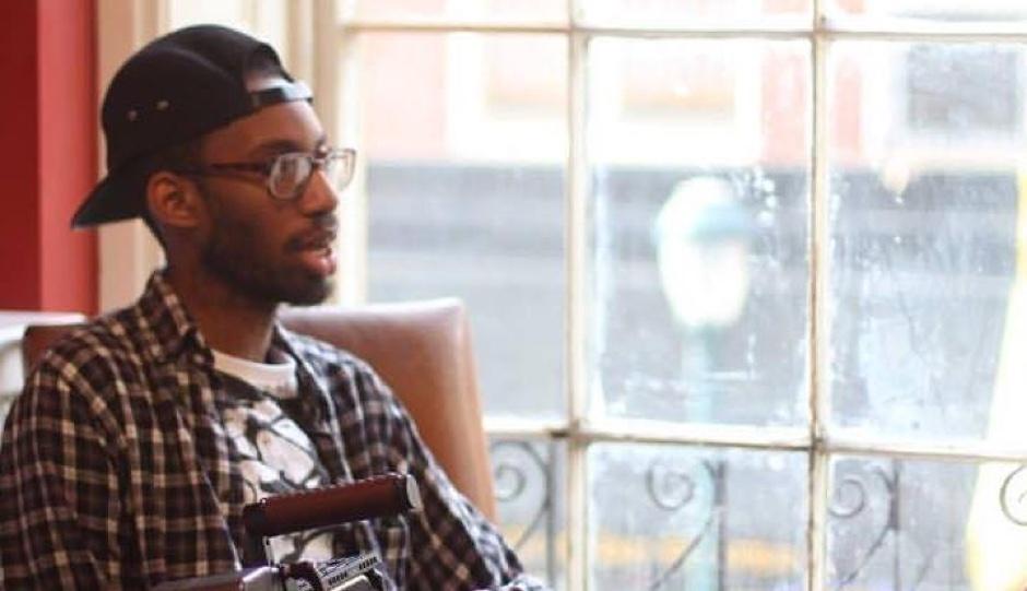 Photo of Isaiah Solomon Freeman.