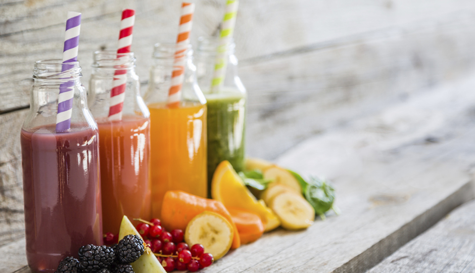 Are You Better Off Drinking A Juice Or A Smoothie Be