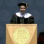 Lin Manuel Miranda at Penn