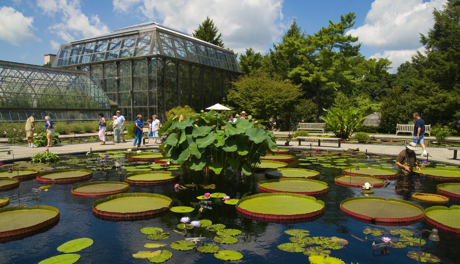 Merveilleux Longwood Gardens | Photo By B. Krist For Visit Philadelphia