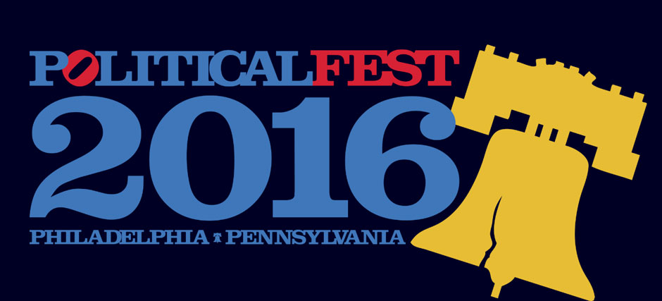 PoliticalFest 2016 - Philadelphia