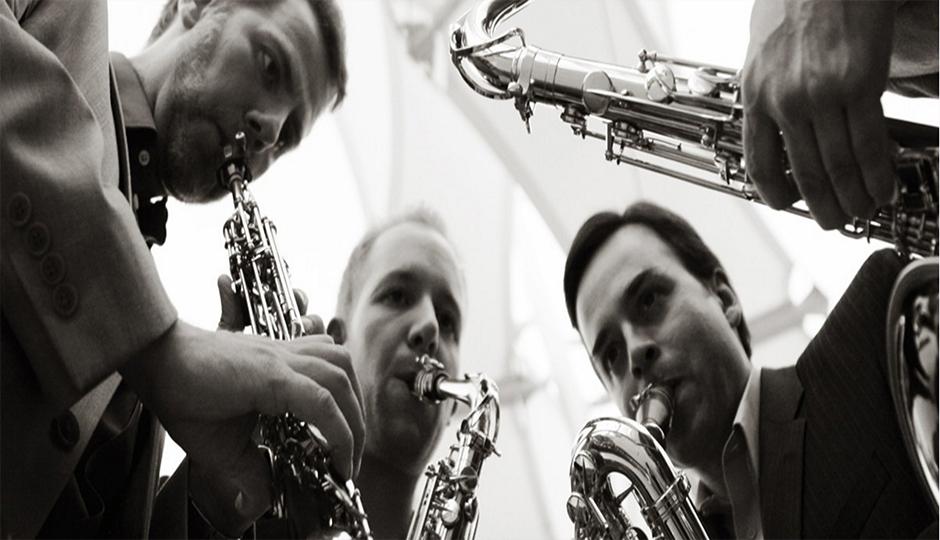PRISM Quartet   Photo from www.kimmelcenter.org