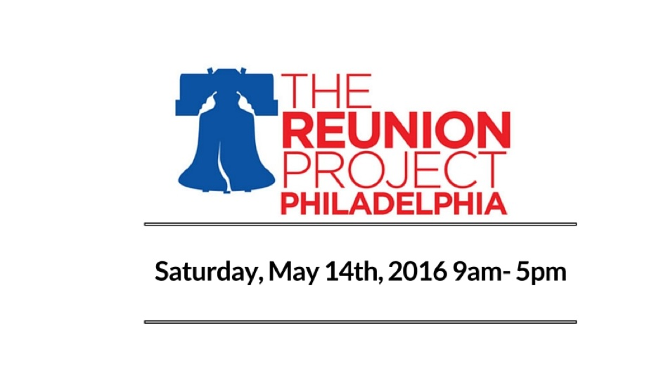 The Reunion Project is a free day-long program for long-term survivors of HIV-- and that is self defined and includes both HIV positive and HIV negative people.