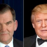 Tom Ridge, Donald Trump