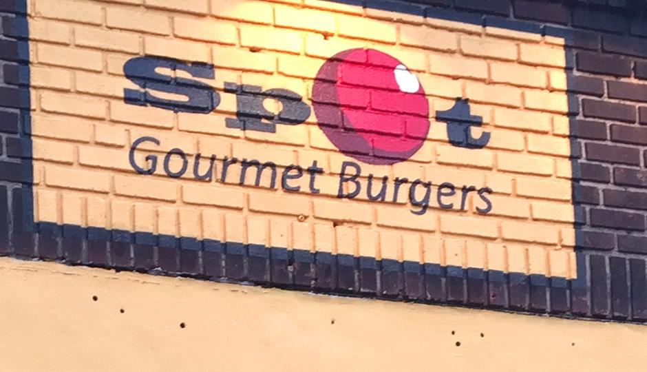 Spot Burger at 2821 West Girard Avenue   Photo by Arthur Etchells