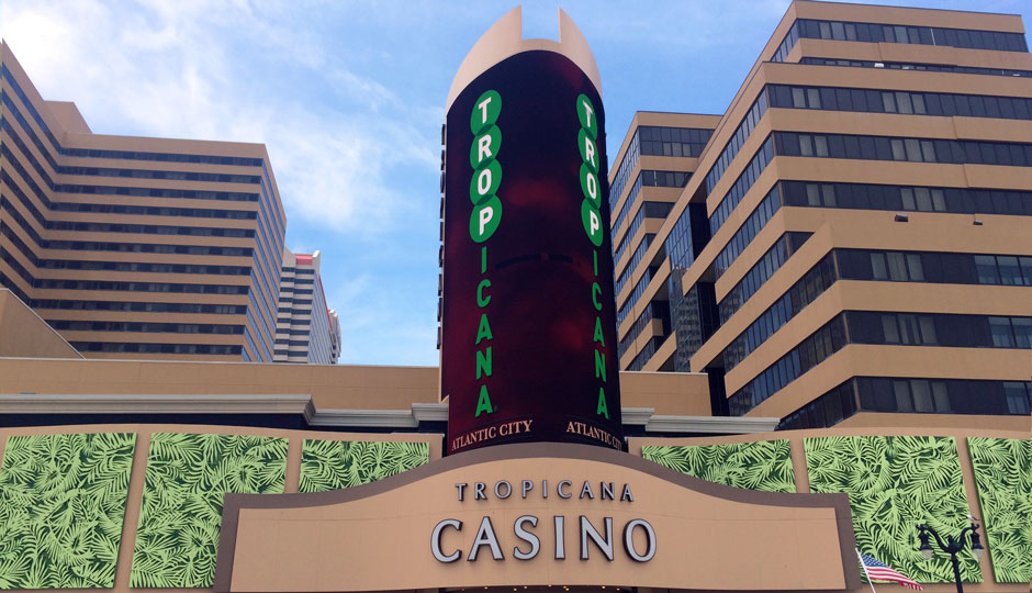 Tropicana Casino in Atlantic City