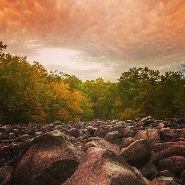 Ringing Rocks Park   Kris Schoenleber
