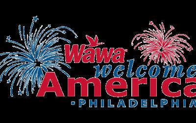 Wawa Welcome America logo