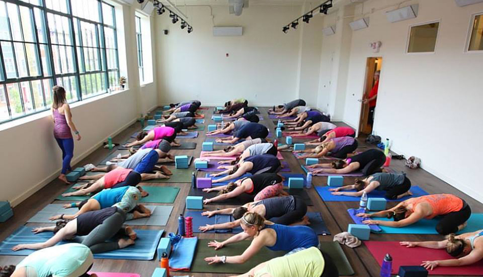 Yoga Habit   Photo via Facebook