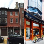 1705 Pine St., before and after reconstruction. | Photos: Francesco DiCianni
