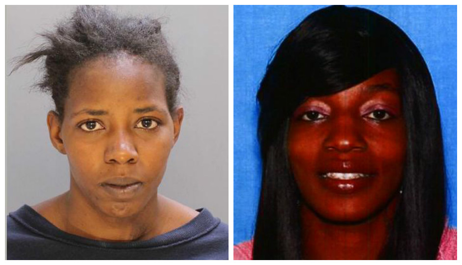 Left: Shavon Armstrong Right: Shintele Smith