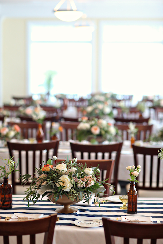 Best Jersey Shore Wedding Venues: Avalon Yacht Club. Photo by Alison Conklin.