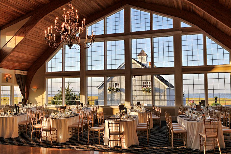Best Jersey Shore Wedding Venues: Bonnet Island Estate in Manahawkin