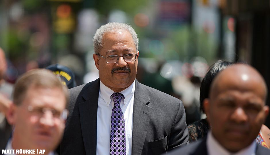 Fattah Sentenced To 10 Years In Prison In Racketeering Case