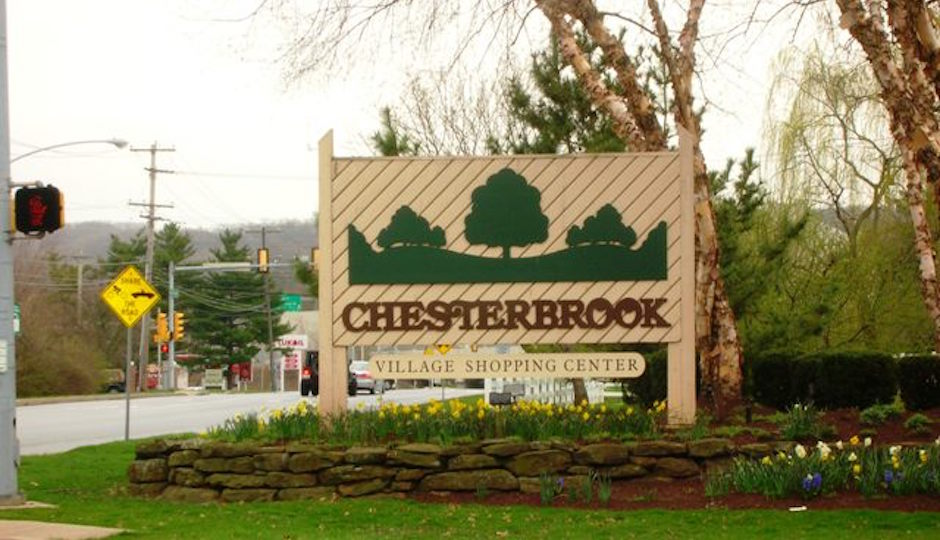 Chesterbrook, the master planned community in Tredyffrin Township, was rated the eighth-best place to live in America by Niche.com this year. | Photo: Nick Vandekar, Long & Foster Real Estate
