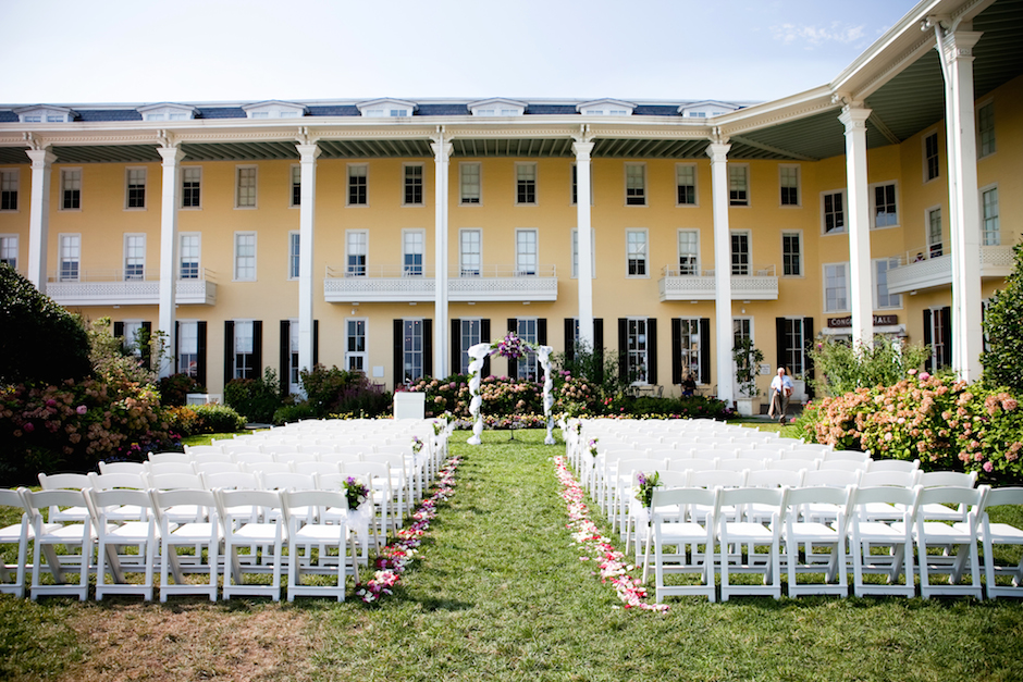Best Jersey Shore Wedding Venues: Congress Hall
