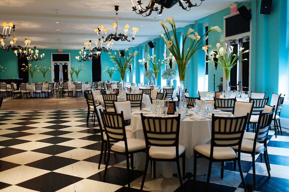 Best Jersey Shore Wedding Venues: Congress Hall in Cape May New Jersey