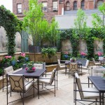 Courtyard at the The Rittenhouse