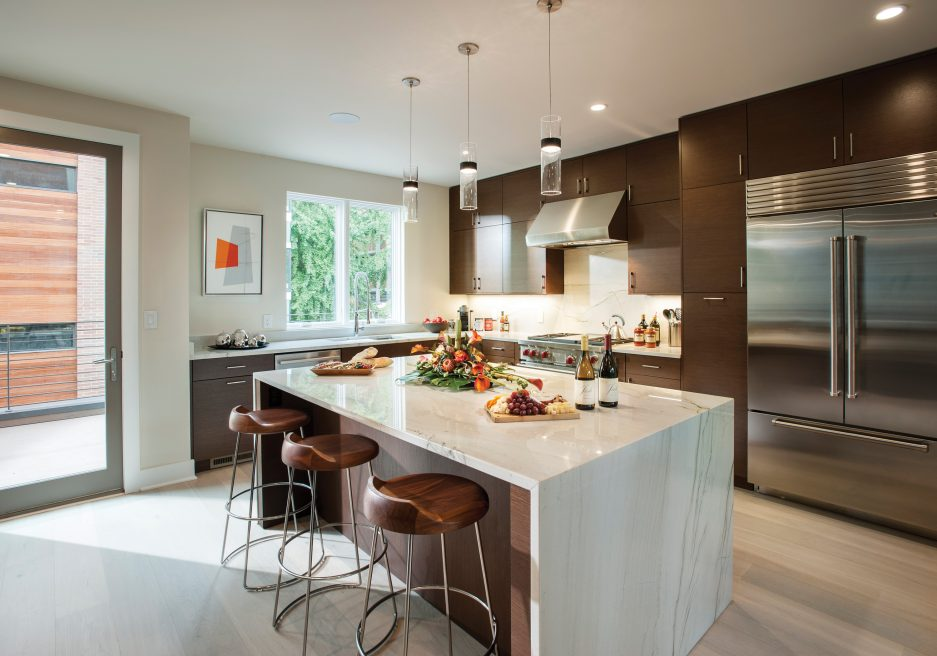 Philadelphia magazine 39 s design home 2016 philadelphia magazine Modern kitchen design magazine