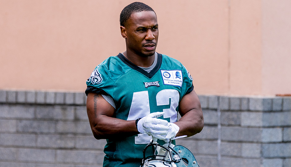 Darren Sproles. (Jeff Fusco)
