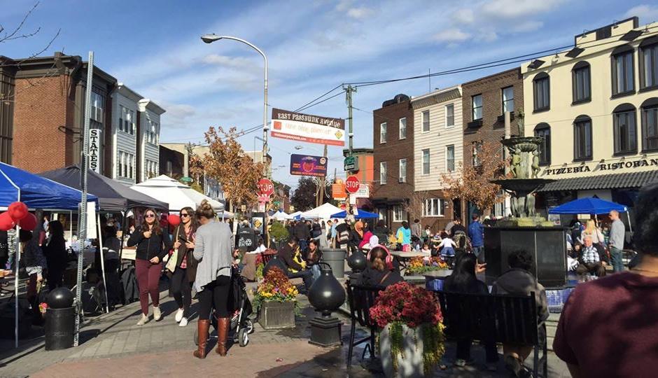It's going down this Saturday   image via Antique/Vintage/Merchant Market + Second Saturday & Music Festival Facebook