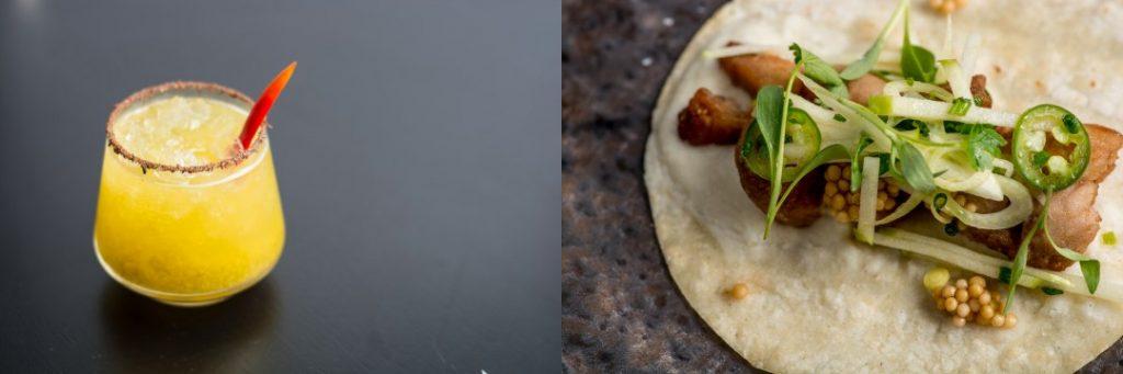 Mezcalita Azteca: Sweetbread Tacos