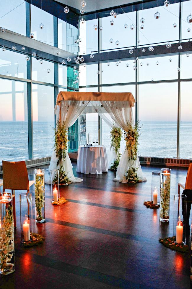 Best Jersey Shore Wedding Venues: One Atlantic in Atlantic City