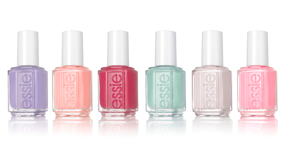 Come See Essie's 2016 Bridal Nail Polish Collection