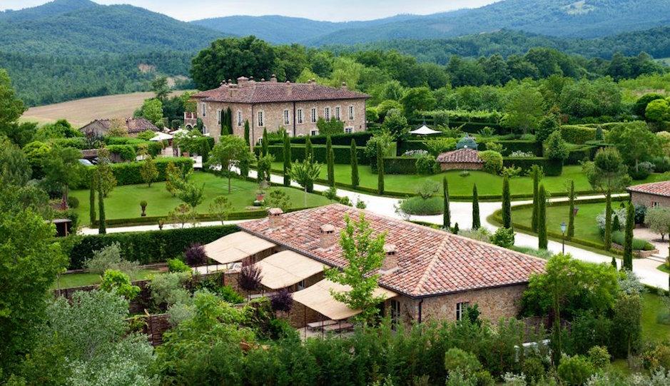 A trip to Tuscany? Count us in. Facebook.com/RelaisBorgoSantoPietro