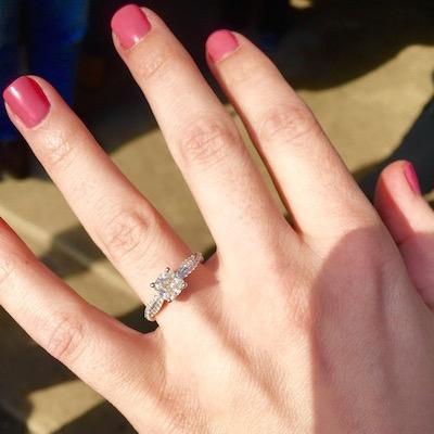 Shauna's ring!