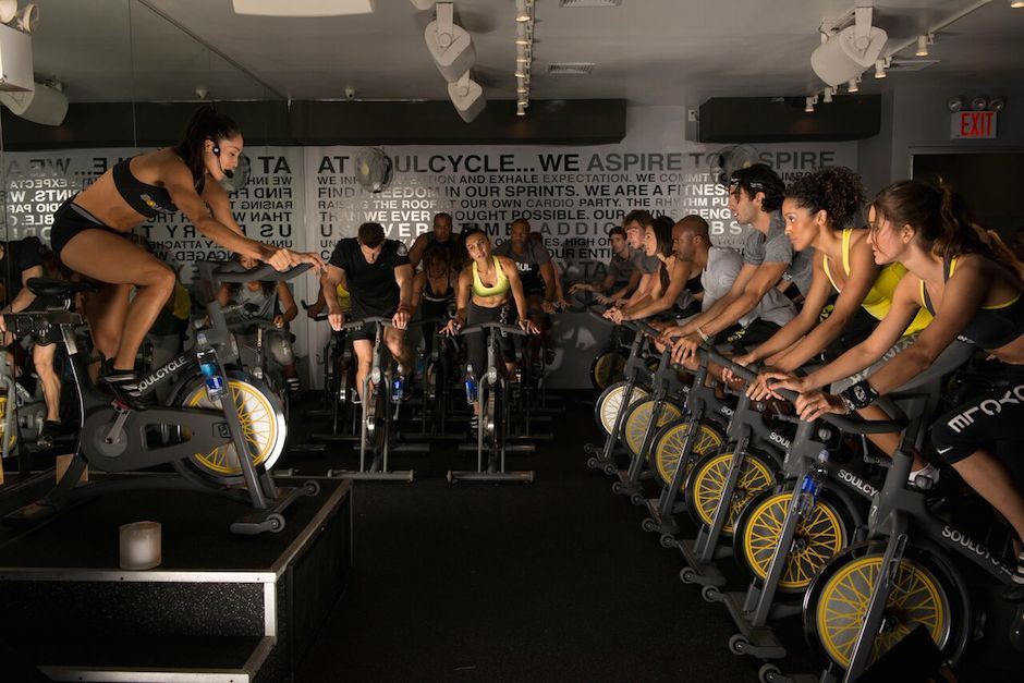 SoulCycle Ardmore Private Bachelorette Classes